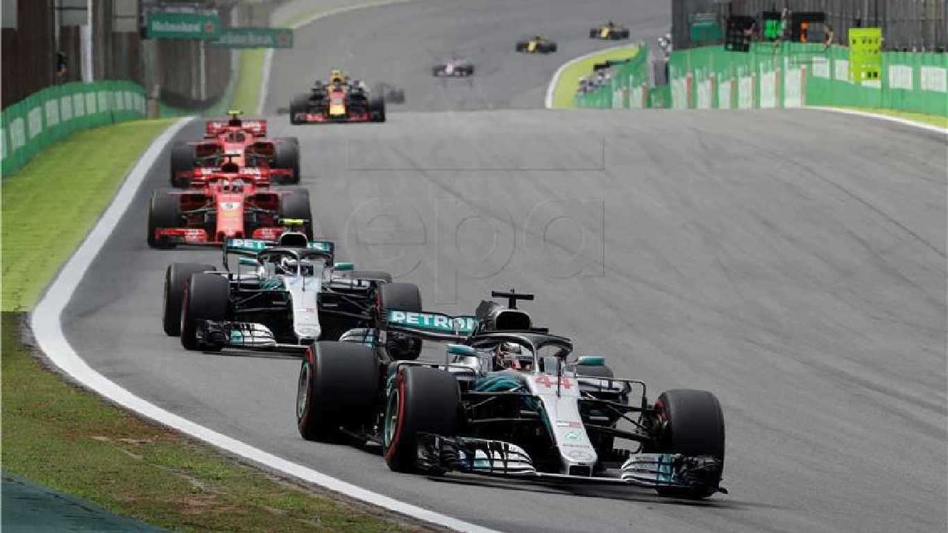 F1, sažetak