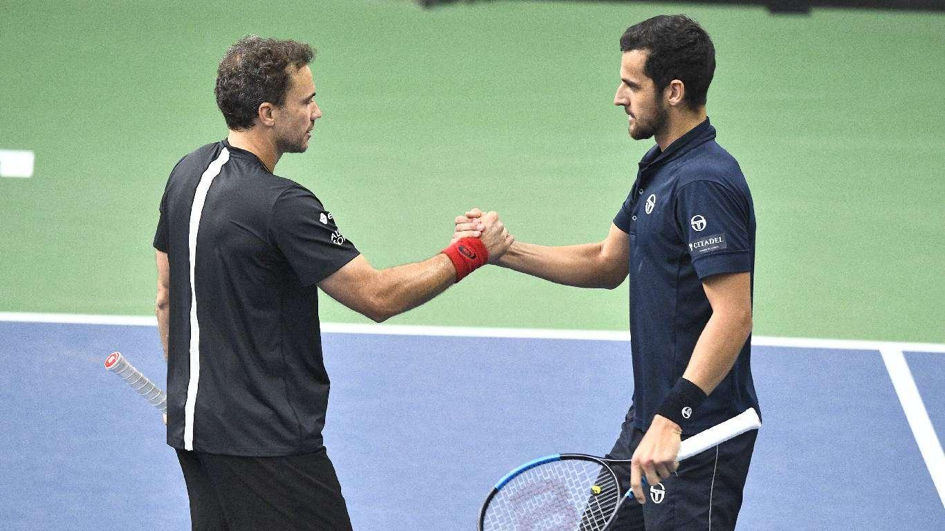 Pavić i Soares poraženi