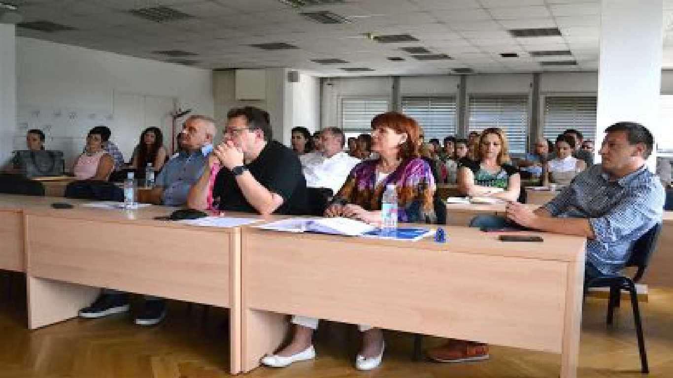 """Seminar """"Sportska Hrvatska i SN"""""""