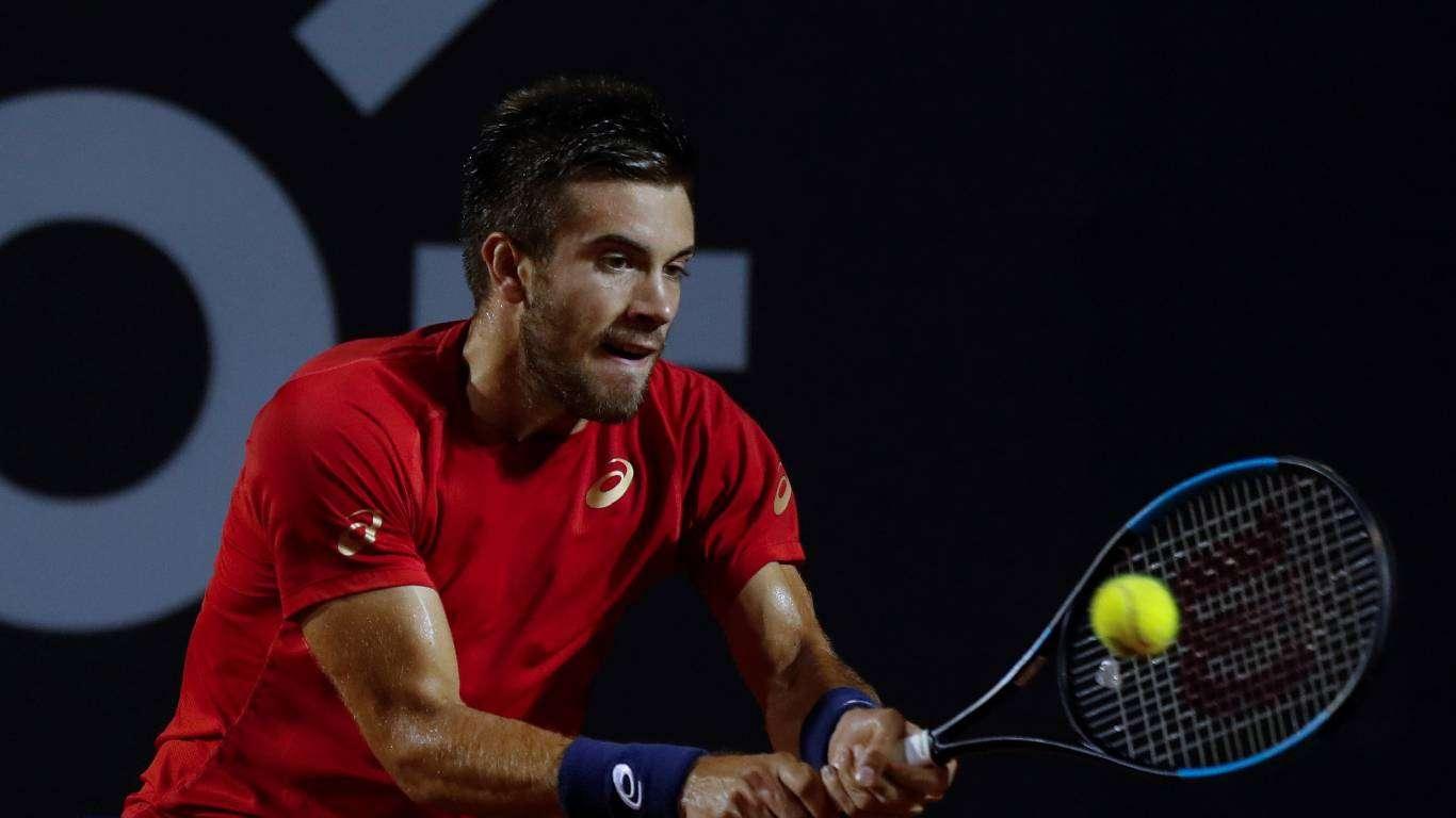 Napredak tenisača