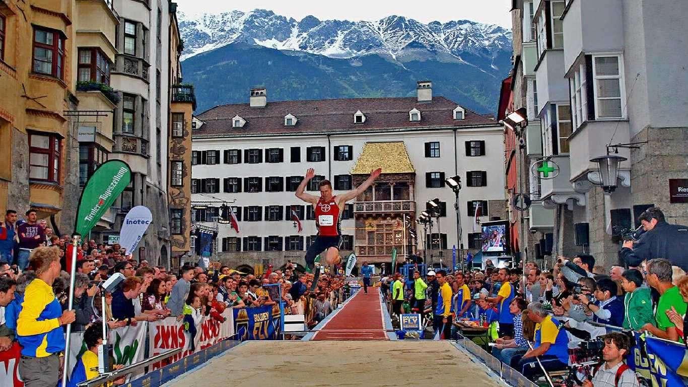 Golden Roof Challenge Innsbruck