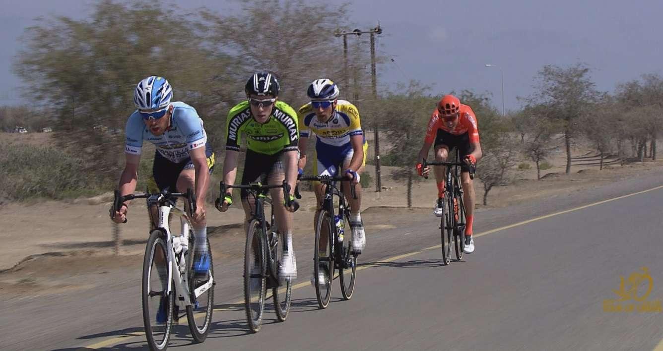 Biciklizam Oman