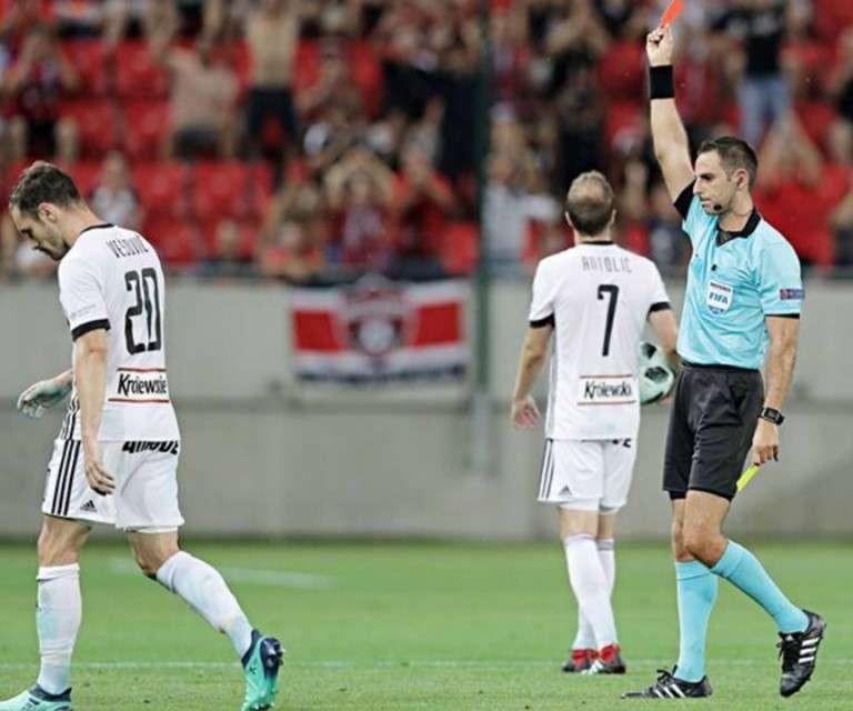 Kvalifikacije LP: Legia pobijedila i ispala