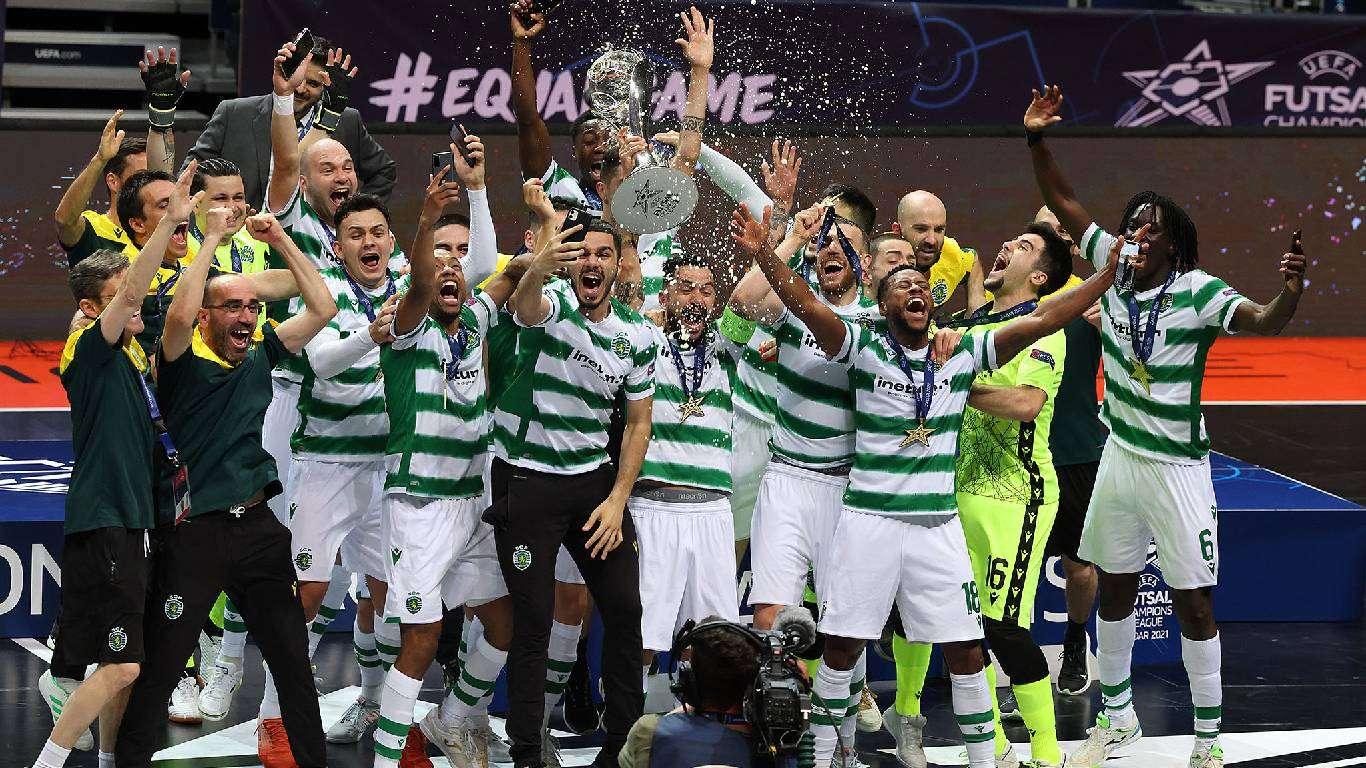 Sporting osvojio drugi naslov