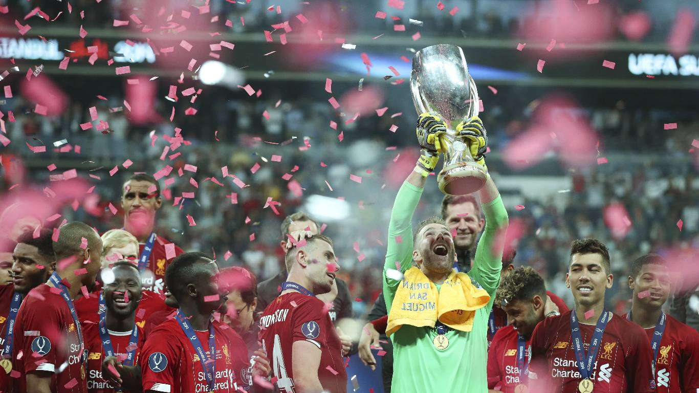 Liverpoolu Super kup