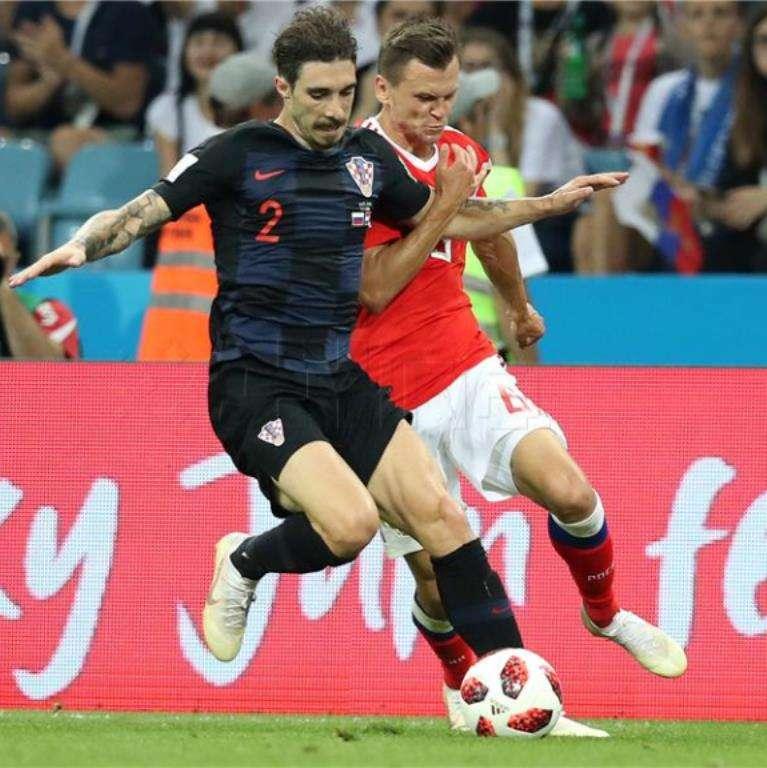 Šime Vrsaljko: Želio sam se vratiti u Italiju i doći u veliki Inter
