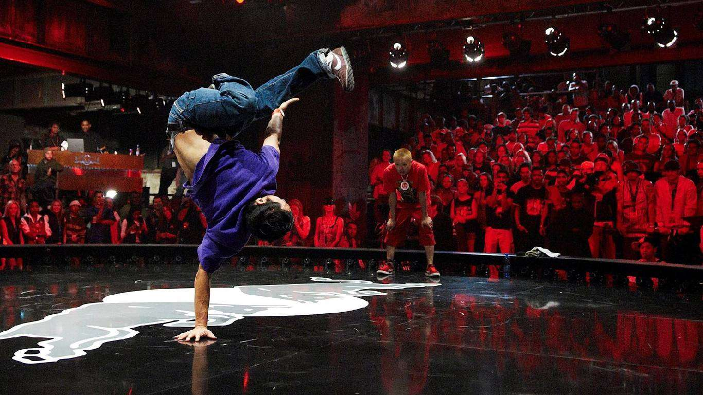 Red Bull One, Break Dance