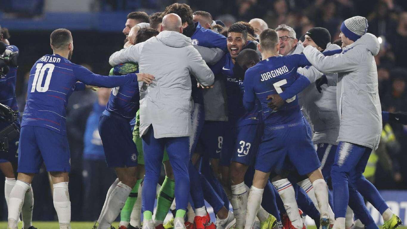 Chelsea izbacio Tottenham